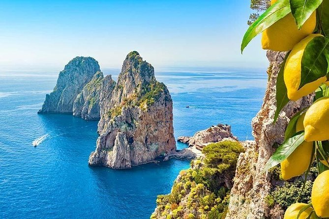The Wonders of Capri & Anacapri: Full Day tour with Private Transportation