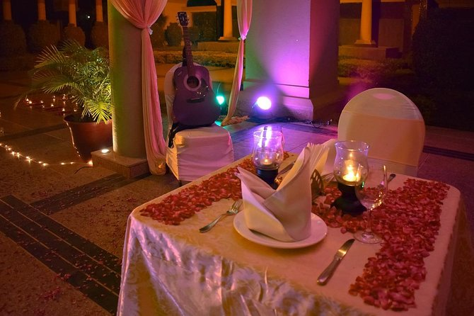 Instagram Photoshoot With Romantic Dinner Date - Cabana Special Dinner
