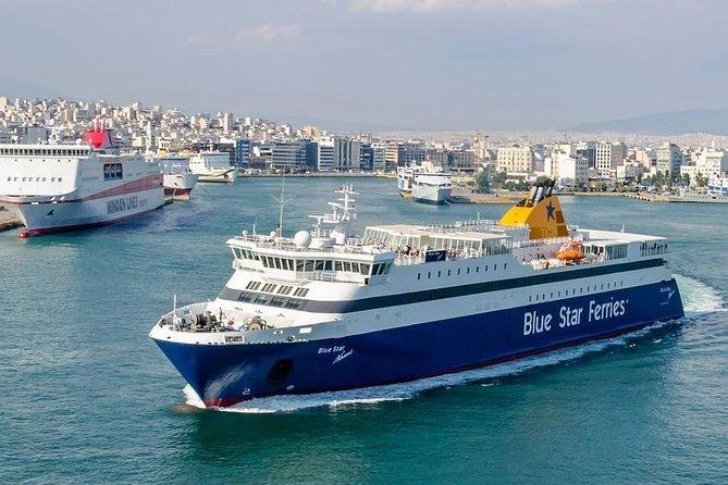 Athens- Pireaus Port Transfer Service