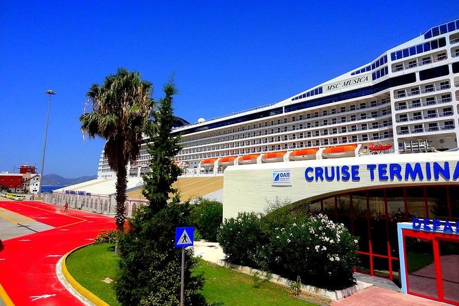 Cruise Terminal Transfer To Airport