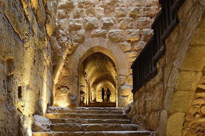 Day-trip: Jerash, Ajloun, Umm Qais