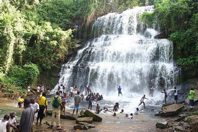 Aburi Botanical Garden And Boti Waterfall Tour (Eastern Region)