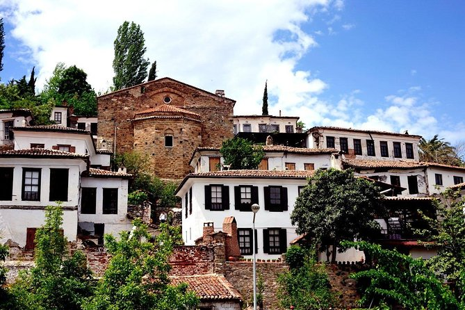 Shore Excursion Sirince Village and Virgin Mary Shrine low cost