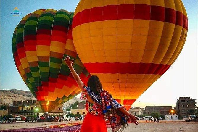 Trip Hot Air Balloon Ride in Luxor, Egypt