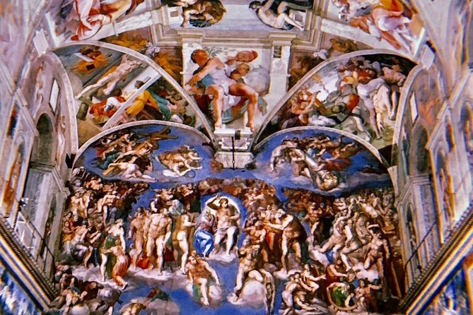 Skip the Line Ticket to Vatican Museums with assistance