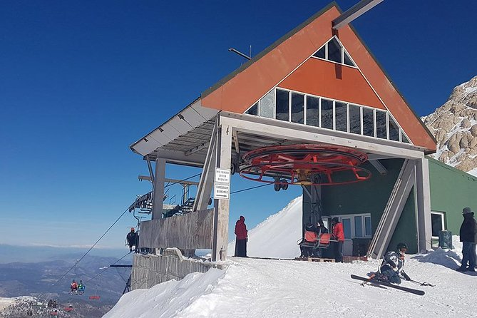Saklikent ski resort from Antalya photo 3