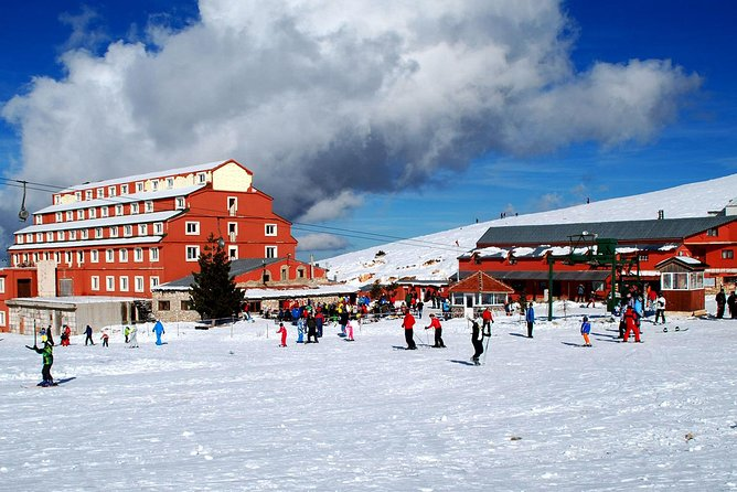 Saklikent ski resort from Antalya photo 6