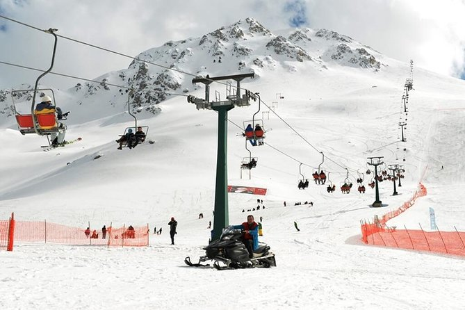 Saklikent ski resort from Antalya photo 5