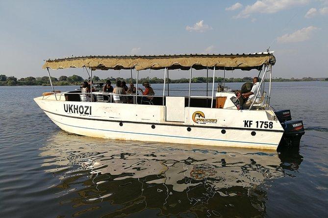 2 Hours Sunset Cruise along the Zambezi River