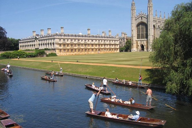 Discover Oxford and Cambridge