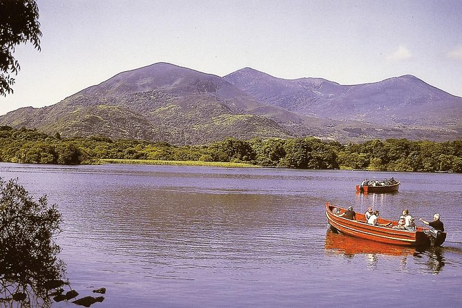 Bus, Boat & Jaunting Cart Tour € 65pp