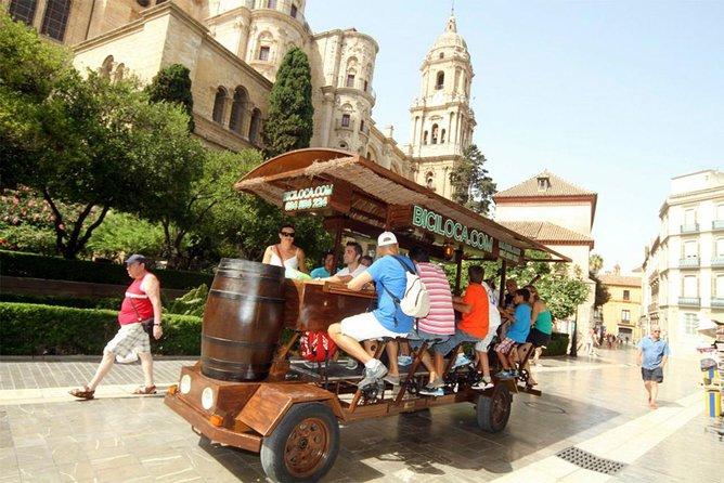 Beer Bike Valencia Tour