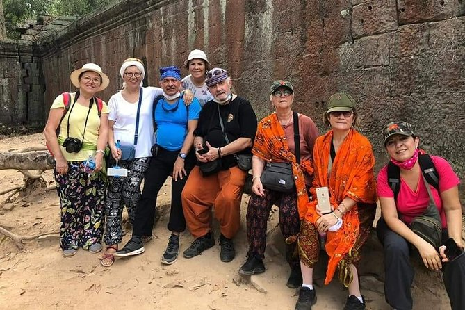 Full day Angkor Sunrise Tour Inclusive of Jungle Breakfast & Lunch