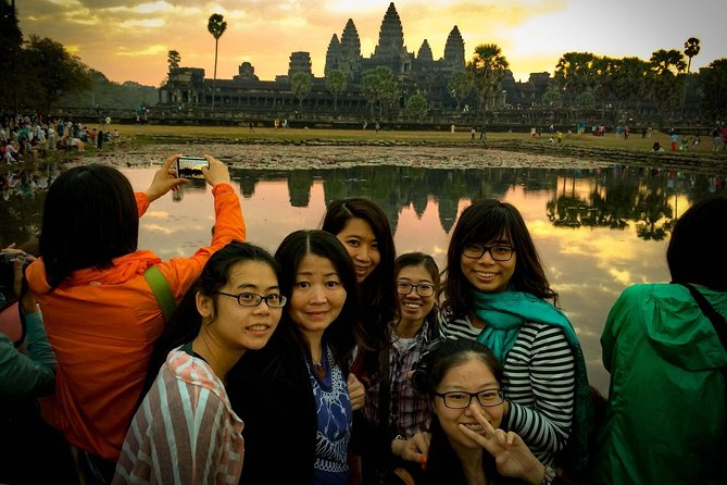 Angkor Wat Sunrise (Join-In Small Group Tour)