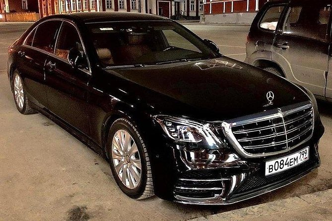 Private Transfer: Moscow to Sheremetyevo International Airport (SVO)