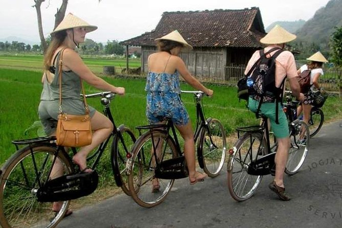 Authentic Yogya Bicycle Tour