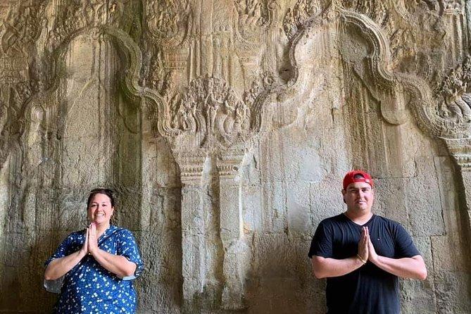 1 Day Angkor Wat Heritage, Bayon, Ta Promh & Banteay Srei