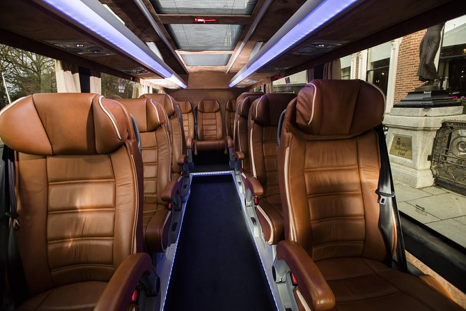 Dublin Airport To Dublin City - Luxury Minibus Transfers 1-11 Passengers