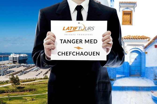 Private Transfer : Tanger MED ⇆ Chefchaouen