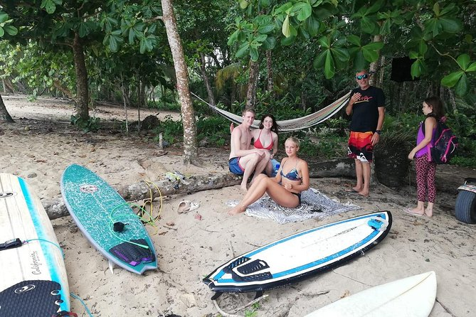 Surfing Lessons, Coaching also Surf Trips with SecretSpots included