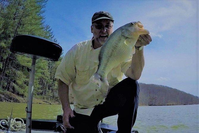 Big Ohio Largemouth Bass.