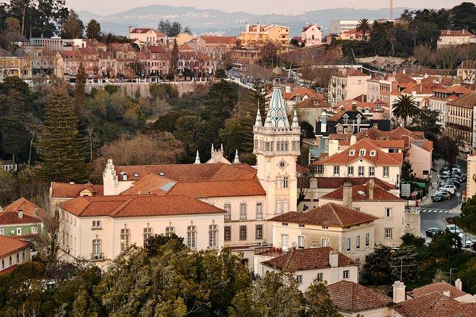 Transfer Oeiras/Taguspark/Carcavelos/Estoril/Cascais/Sintra - Up to 7 People