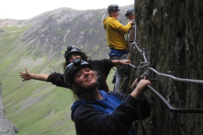 3-Hours Via Ferrata Experience in Keswick