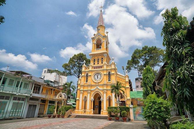 Admire Cha Tam Church