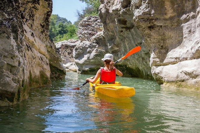 Canoe Adventure at the Marmitte dei Giganti - Private Tour