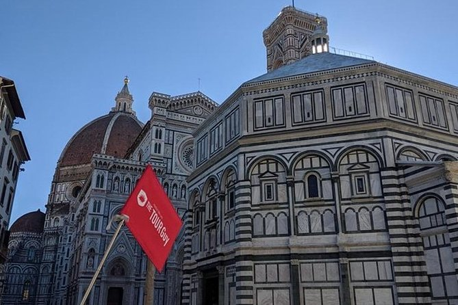Full Day Florence Dome Climb, David and Walking Tour