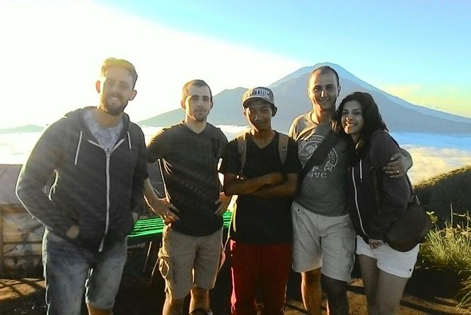 Small Group Mt Batur Sunrise Trekk With Hotel Transfer and Breakfast