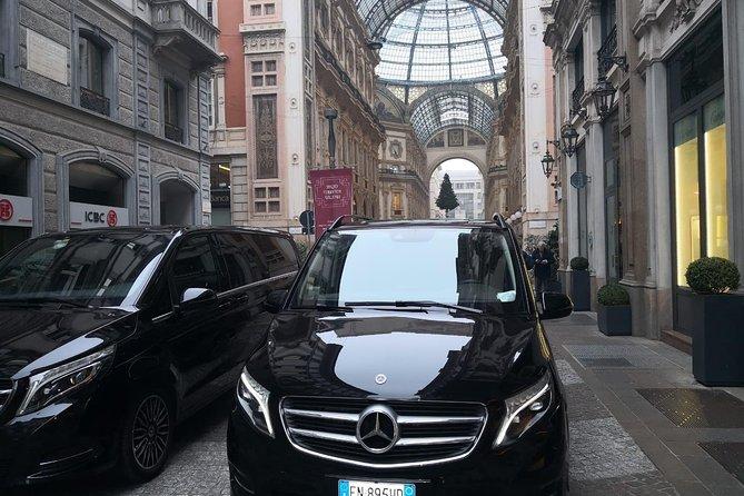 Terracina - Rome / Private Van Transfer