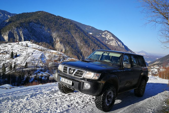 1 Day - 4x4 Private Tour in Transylvania photo 3