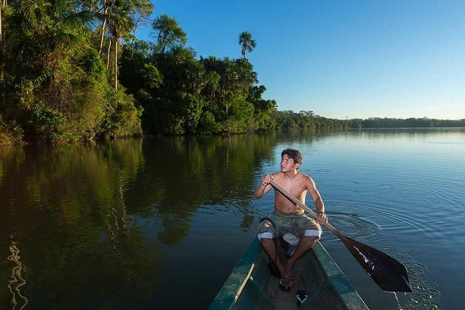 Tambopata national reserve experience 4 days
