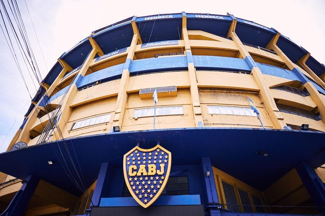 Skip the Line: Boca Juniors Museum and Tour: THE VIP BOMBONERA
