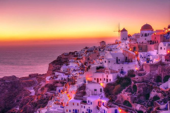 Santorini In One Day Bus Tour