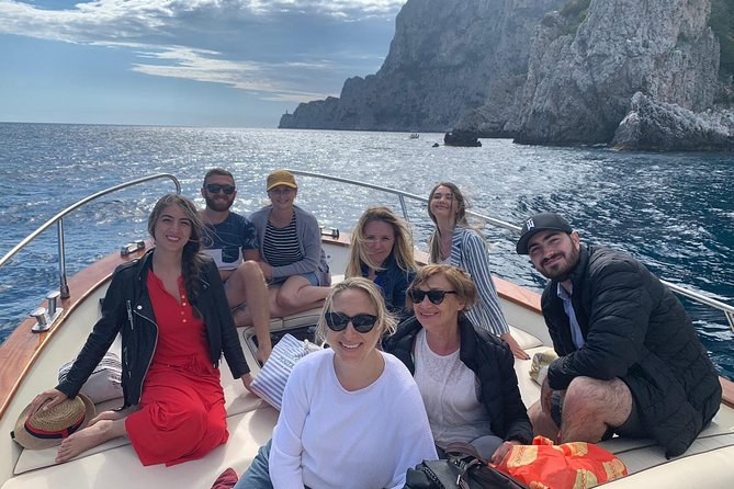 Amalfi Coast Premium Boat Tour