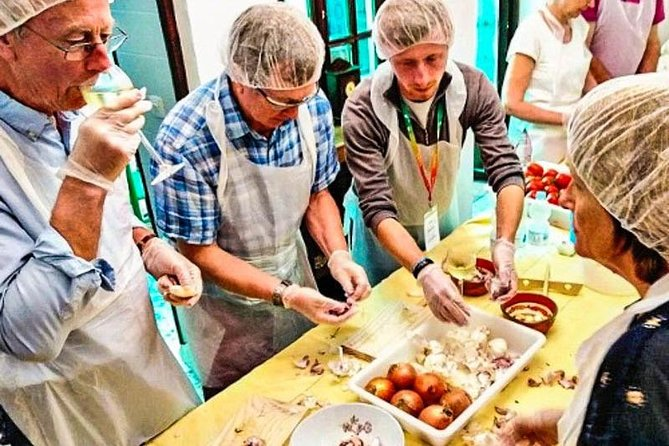 Cooking Class in Traditional Andalusian House