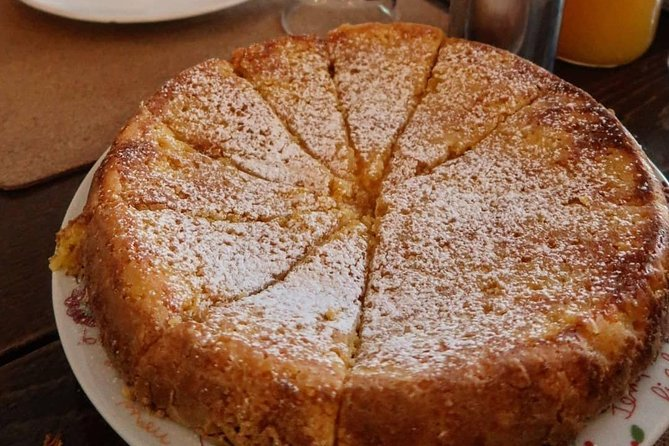 Traditional Portuguese sweets cooking class