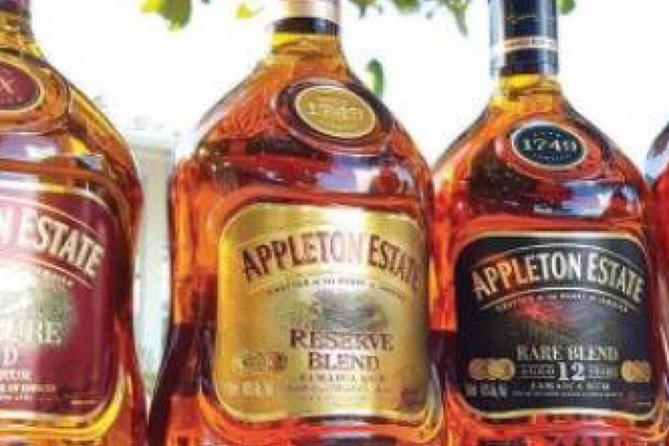 Y.S Falls and Appleton Estate Rum Tour