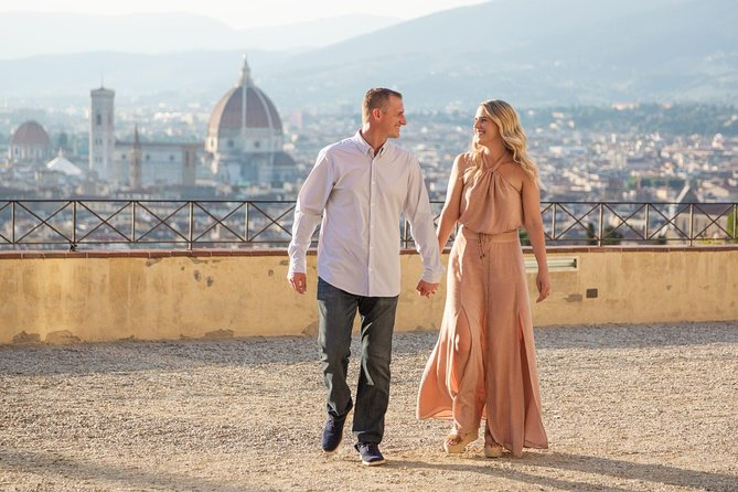 Honeymooners Florence Tour with Professional Photographer and Driver photo 3