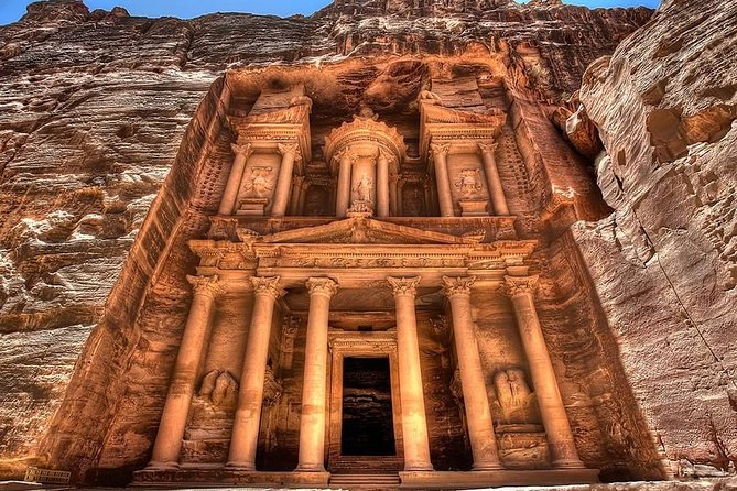 Jordan Horizons Tours: Petra Day trip from Eilat Border
