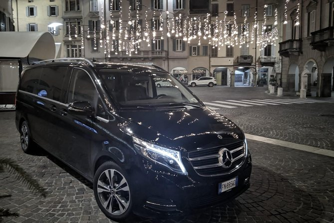 Sperlonga - Rome / Private Van Transfer