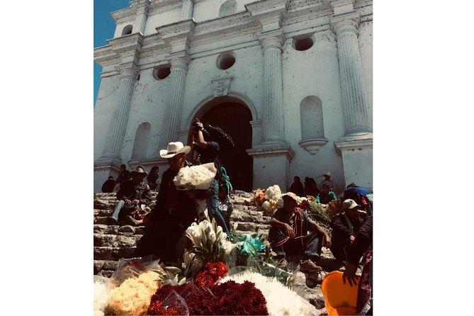 Chichicastenango - Panajachel collective tour