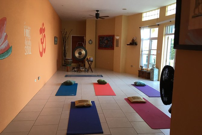 Yoga Classes with Sound Therapy Included