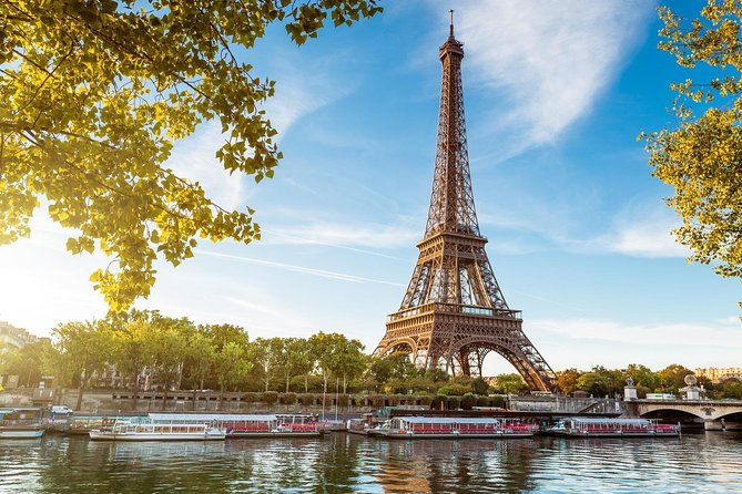 Luxury Paris Day Trip plus Bateaux Parisiens Lunch Cruise with Louvre Upgrade photo 10