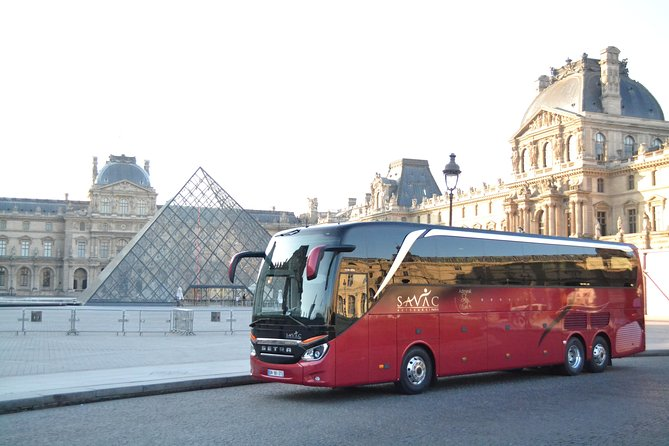 Luxury Paris Day Trip plus Bateaux Parisiens Lunch Cruise with Louvre Upgrade photo 12