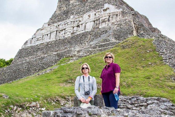 Xunantunich Mayan Ruin from San Ignacio