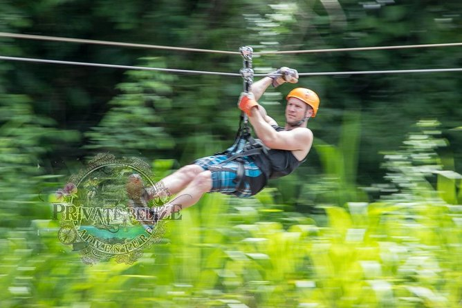Xunantunich, Cave tubing and Ziplining from Belize