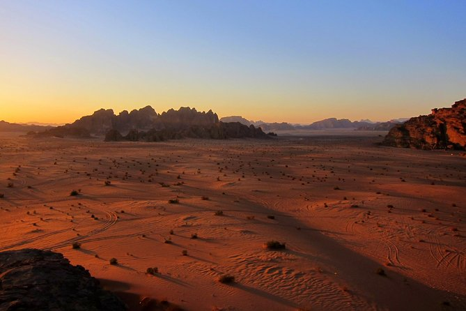 Jordan Horizons Tours: Wadi Rum Day Tour from Aqaba City photo 10